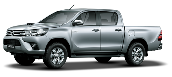 Toyota Hilux 2.8 SRV Limited 2018