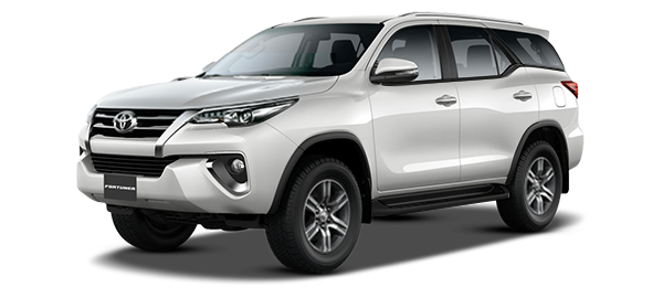 Toyota Fortuner Sport 2018