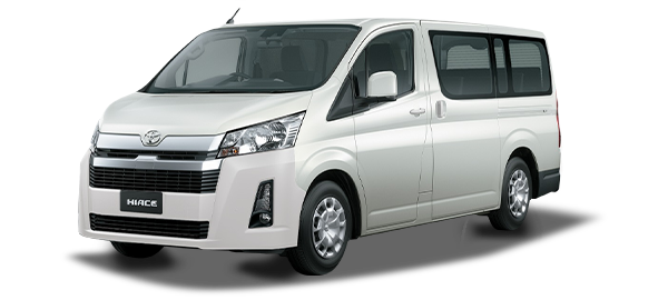 Toyota Hiace Top Line 12 pax 2020
