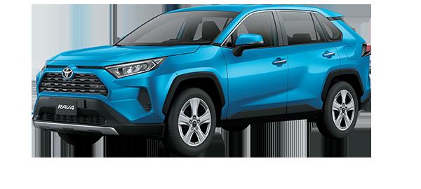 Toyota RAV4 SPORT 4X2 CVT 2019