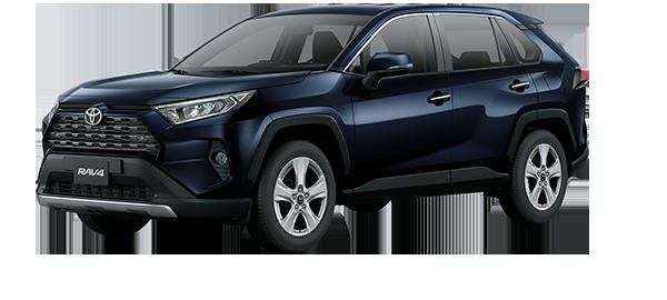 Toyota RAV4 SPORT PLUS 4X2 CVT 2019