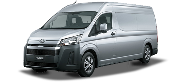 Toyota Hiace Top Line Panel 2020