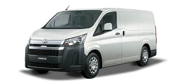 Toyota Hiace Panel New Line 2019