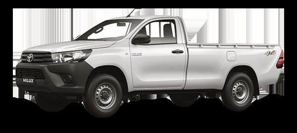 Toyota Hilux 2.4 Cabina Sencilla 2018