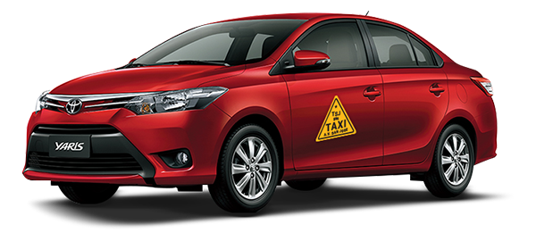 Toyota Taxi Yaris New Line 2019