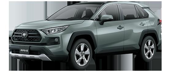 Toyota RAV4 ADVENTURE 4X4 CVT 2019