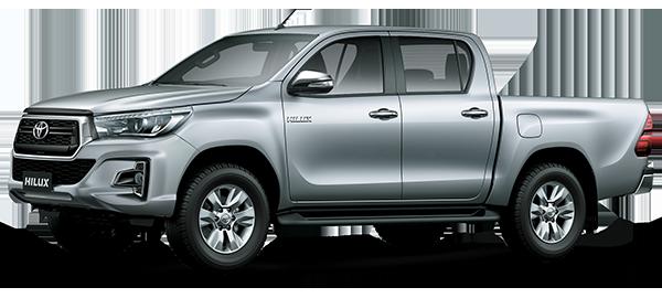Toyota Hilux 2.8 SRV Automático 2019