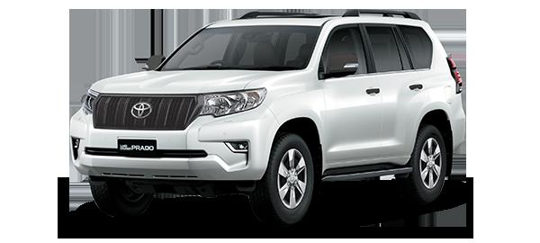 Toyota Land Cruiser Prado TX 2018