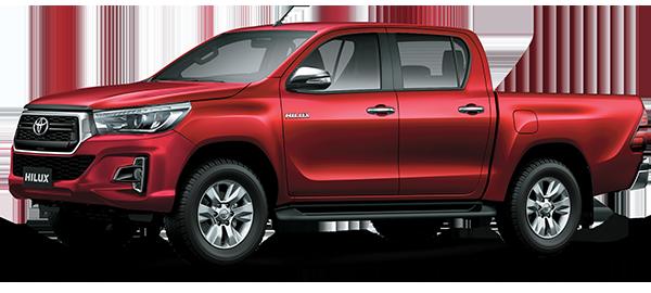 Toyota Hilux 2.8 SRV Limited Automático 2019