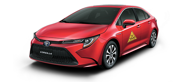 Toyota Taxi Corolla Limited 2020