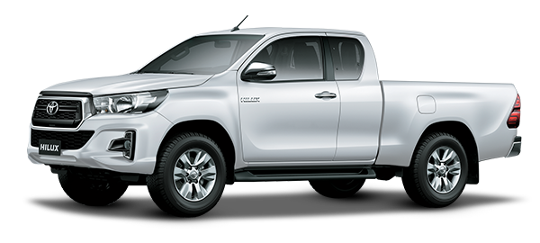 Toyota Hilux 2.4 Extra Cabina 2018