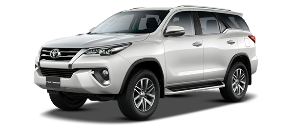 Toyota Fortuner Limited 2018