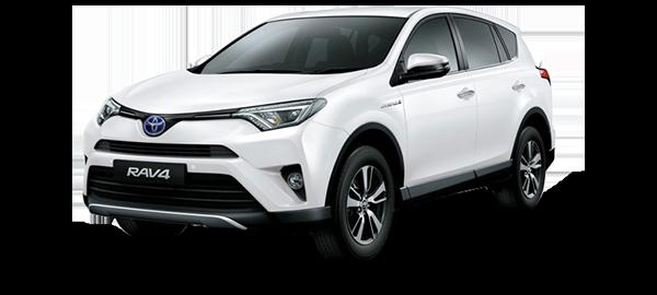 Toyota RAV4 Híbrido Eléctrico Sport 4X2 2019