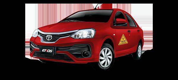 Toyota Taxi Etios 2019
