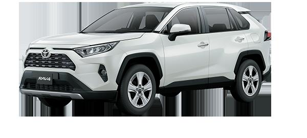 Toyota RAV4 SPORT PLUS 4X4 CVT 2019