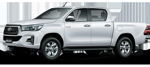 Toyota Hilux 2.8 SRV 2019