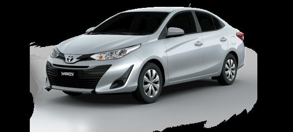 Toyota Yaris Advance E Automático 2018