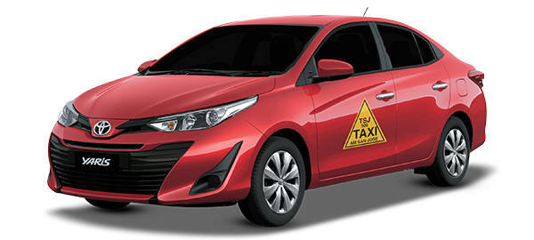 Toyota Taxi Yaris New Line 2020