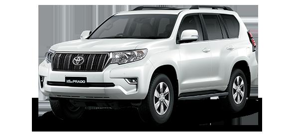 Toyota Land Cruiser Prado TX Limited Automático 2018