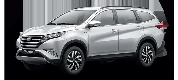 Toyota Rush Sport TM 2019