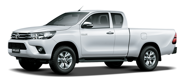 Toyota Hilux 2.5 Extra Cabina 2018