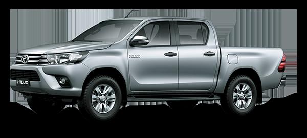 Toyota Hilux 2.4 Doble Cabina Full 2018