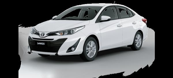 Toyota Yaris Advance G 2019