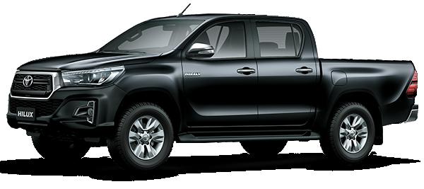 Toyota Hilux 2.8L - Hilux Top Line 2.8L Automático 2020