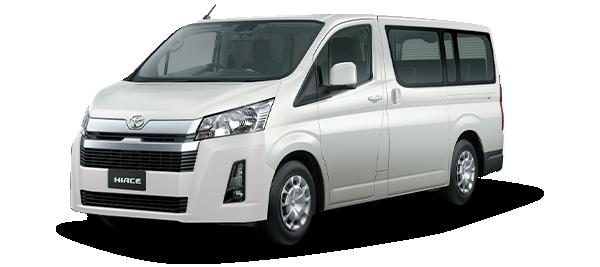 Toyota Hiace techo bajo - Hiace Top Line 12  2020