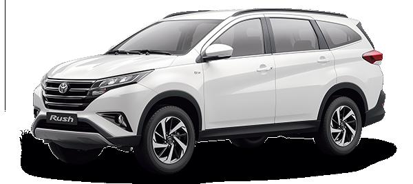 Toyota Rush Top Line Sport 2020