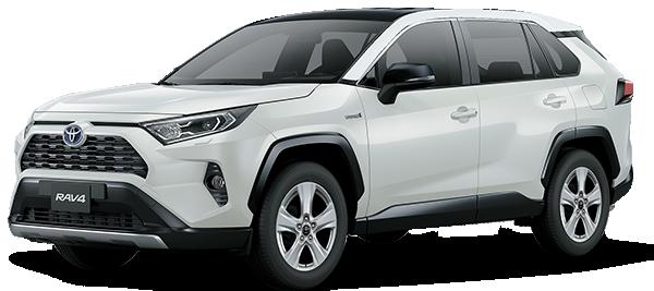 Toyota RAV4 Híbrido Top Line  2020