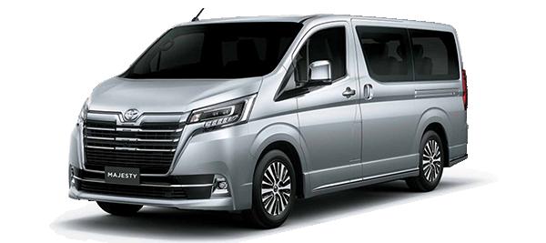 Toyota Majesty - Hiace Wagon VX Premium – Standard 2020