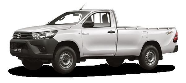 Toyota Hilux 2.4 Cabina Sencilla 2019