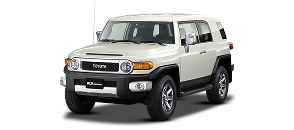 Toyota FJ Cruiser 2019