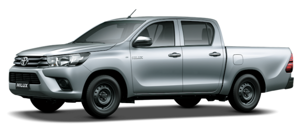 Toyota Hilux Low Bed New Line DC 2020