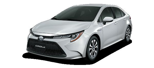 Toyota Corolla híbrido auto recargable - Corolla Limited 2020