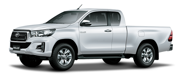 Toyota Hilux Extra Cabina - Hilux High Line Extra Cabina  2020