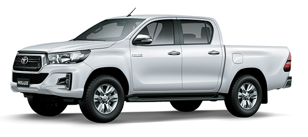 Toyota  Hilux High Line 2.4 Manual 2019