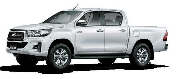 Toyota Hilux 2.4 Doble Cabina Full 2019