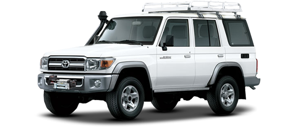 Toyota Land Cruiser Hard Top 4P Full 2019
