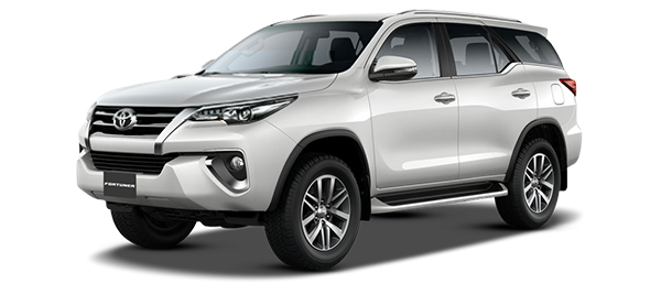 Toyota Fortuner Limited 2020
