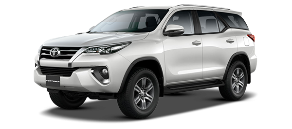 Toyota Fortuner Top Line 2020