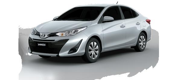 Toyota Yaris New Line CVT 2020