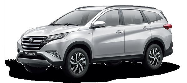 Toyota Rush - Rush New Line TM 2020
