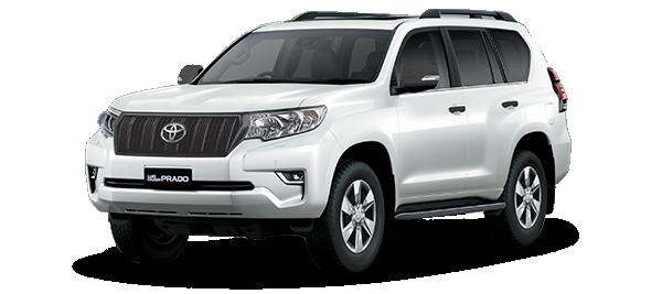 Toyota Land Cruiser Prado TX Top Line 2020