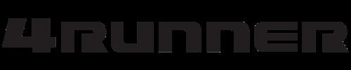 logo Toyota 4Runner 2018