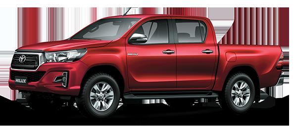 Toyota Hilux 2.4L 2020