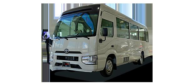 Toyota Coaster 2017