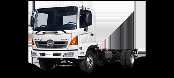 Toyota Hino Serie 500 2019