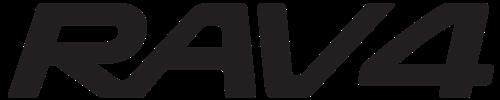 logo Toyota Rav4 2019